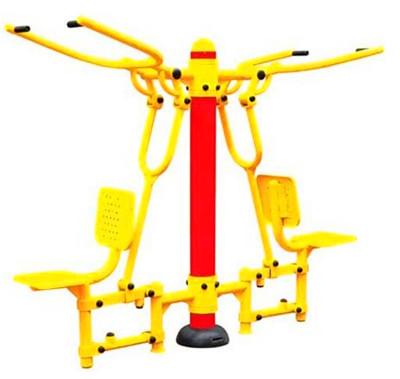 户外小区健身器材大全_户外健身器材价格